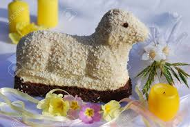 Image result for easter lamb decorations