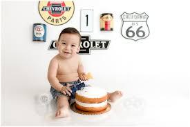 Boy Cake Smash Ideas Chevy Truck Smash Orange County Newborn