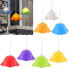 interior modern flower shape chandelier lampshade ceiling light shade cover gorgeous pendant covers valuable 10