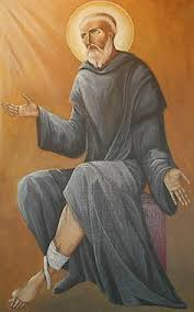 Image result for patron saint of cancer