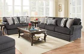 Orange Living Room Sets Bellamy Collection Slate Living Room Set Sofa Loveseat 8530br