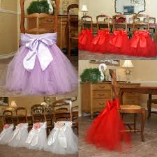 chair sashes for 2016 chair sash for weddings satin tulle flower delicate wedding
