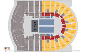 Paradigmatic Columbus Civic Center Columbus Ga Seating Chart