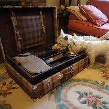luxury dog bed furniture. Luxury Dog Bed Travel Weekend Case Furniture