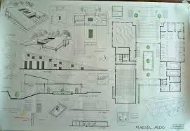 architecture design concept. Community Center Damascus Architecture Project Concept Design 1