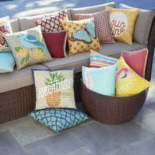 SONOMA Indoor Outdoor Cushions & Pillows Fabulous