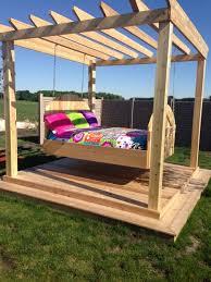 Round Outdoor Bed Round Outdoor Porch Bed