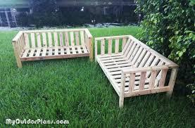 diy outdoor sofa. DIY Outdoor Couch Diy Sofa D