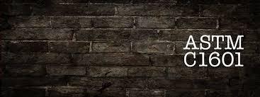 Astm C1601 Water Penetration Of Masonry Wall Surfaces Los
