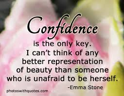 Beautiful Quotes About Self Confidence Best of Quotes About Self Confidence 24 Quotes