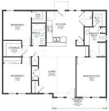 3 bedroom house plan floor plan 3 bedroom house simple 4 bedroom floor plans remarkable small