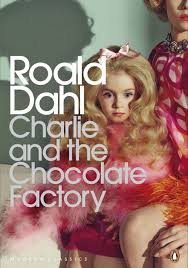 why is the new charlie and the chocolate factory cover so charlie and the chocolate factory looks at the children at the centre of the story and highlights the way roald dahl s writing manages to embrace both