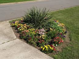 Small Picture Beautiful Flower Garden Ideas For Front Yard To Work In Your