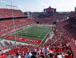 Ohio Stadium Seating Chart With Row Numbers Ohio Stadium Section 7 C Seat Views Seatgeek