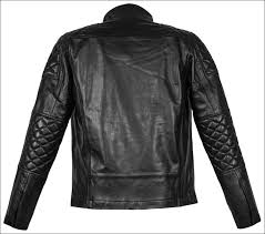 big boss leather jacket replica back