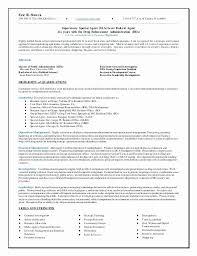 Police Administration Sample Resume Amazing Drug Enforcement Agency Sample Resumes Best Police Ficer Resume