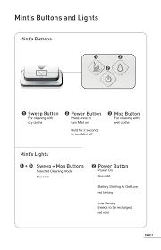 Irobot Blinking Red Light Mints Buttons And Lights Mints Buttons Mints Lights
