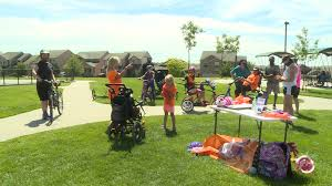 Local mom launches only Junior Adaptive Cycling team in Colorado for kids  of all abilities - KRDO