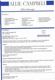 Resume Examples 2016 Awesome 28 Resume Samples MABN Great Resume Examples 28 Metal Spot