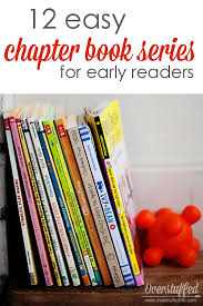 12 easy chapter book series for early readers