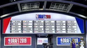 NBA Draft 2020: start time, order ...