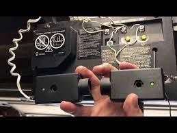 how to byp garage door sensors diy