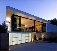Modern House Design Windows Modern House - Black window frames for new modern exterior