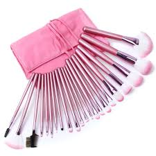 dels about new 20pcs professional soft makeup eye brush set foundation eye cosmetic tool
