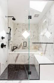 E Riley Park Master Bath Wetroom  Eclectic