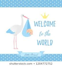 Card For Baby Boy 1000 Baby Boy Card Stock Images Photos Vectors