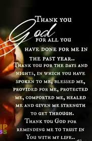 Thank You Lord And I Feel Like I Need You To Do It Againi