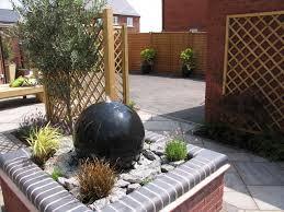 raised garden water feature designs