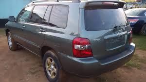 Toyota Highlander 2004 #2.350m - Autos - Nigeria