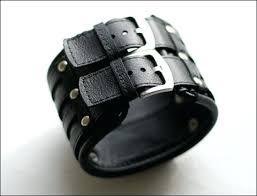 leather cuff steampunk watch cuffs australia