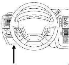 2000 2006 ford explorer u152 fuse box diagram fuse diagram 2006 ford explorer exterior fuse box diagram at 2006 Ford Explorer Fuse Box Diagram