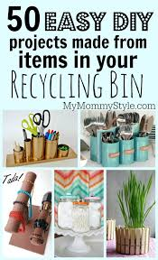 50 easy diy projects