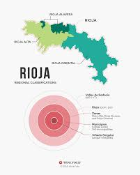 Wine Folly Chart Rioja Wine Gets A New Classification System Wine Folly