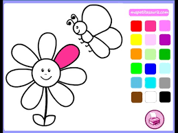 flower colouring pictures.  Colouring Free Flower Coloring Pages For Girls  To Colouring Pictures