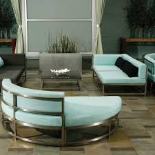 modern metal furniture. View In Gallery Metal-sofas-trendy-11.jpg Modern Metal Furniture L