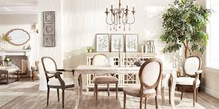 French country dining room furniture Stunning White Washed Wood Dining Room Furniture French Country Furniture Decor Ideas Overstock Charming French Country Decor Ideas For Your Home Overstockcom