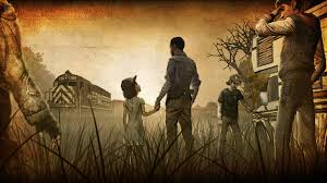 1920x1080 walking dead game wallpaper happy with game