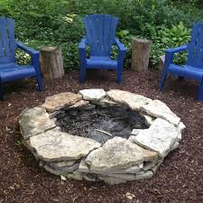 outdoor stone fire pit. Stone Fire Pit Best 25 Pits Ideas On Pinterest Backyard Patio Outdoor