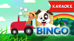 BINGO Karaoke | Ca Nhạc Thiếu Nhi Vui Nhộn | Học Tiếng Anh Qua Bài Hát -  YouTube