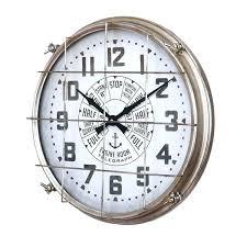 metal wall clock large skeletal roman numerals uk extra skeleton extra large roman numeral wall clock