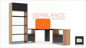 office shelving solutions. Combine Various Components \u2014 Shelves, Cabinets, Drawers, And Tables To Create Unique Solutions For Storage, Office, Media. Configure Your System Using Office Shelving E