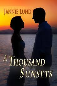 REVIEW: A Thousand Sunsets by Jannie Lund   Caroline Andrus