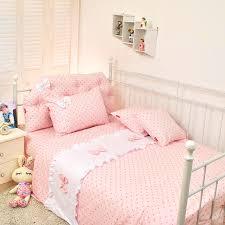 incredible pink gingham check girls bedding duvet quilt bed set for single comforter sets idea 9