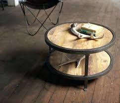 round wood coffee table tips choosing rustic wooden legs street