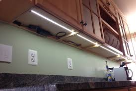 best led under cabinet lighting ideas