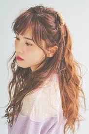 日向坂46加藤史帆ちゃんがお手本髪が少なくても盛り感が出るヘア